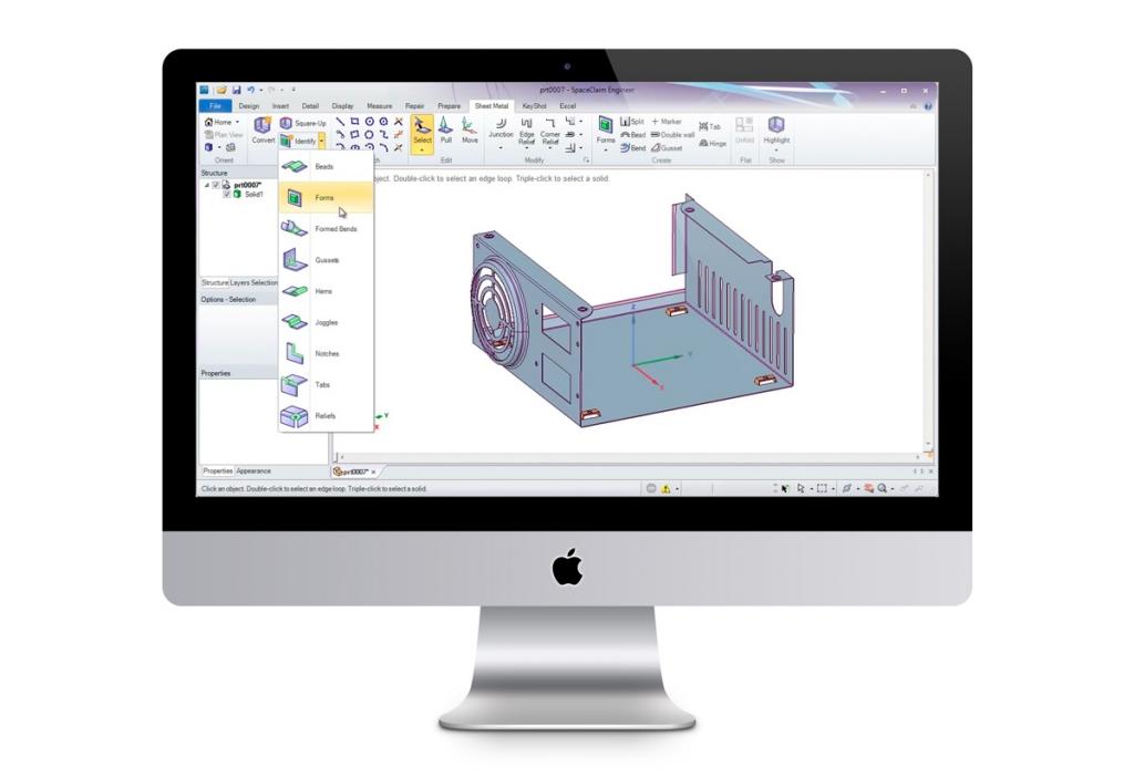 Modellazione lamiere 3D