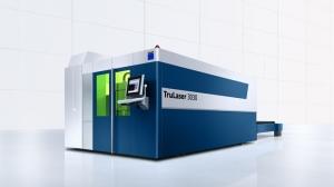 macchine TRUMPF per il taglio laser 2D