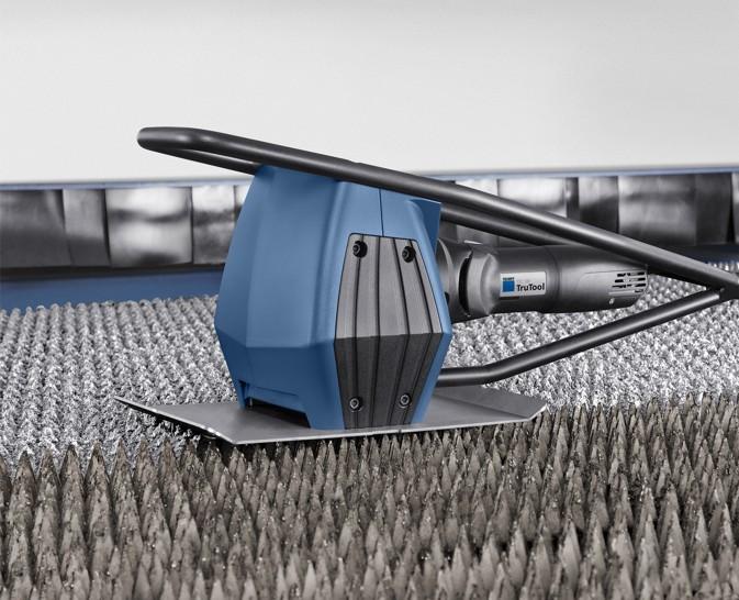 Barra pulitrice TruTool TSC 100 utensile pulisci griglia