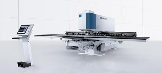 macchine TRUMPF per punzonatura lamiera