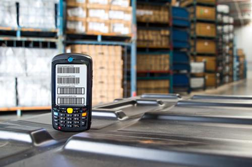 lettori di codici a barre per la produzione industriale