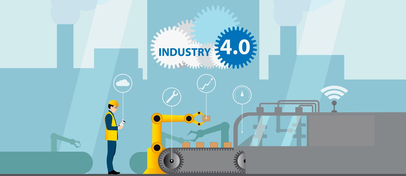 industria 4.0 - internet delle cose